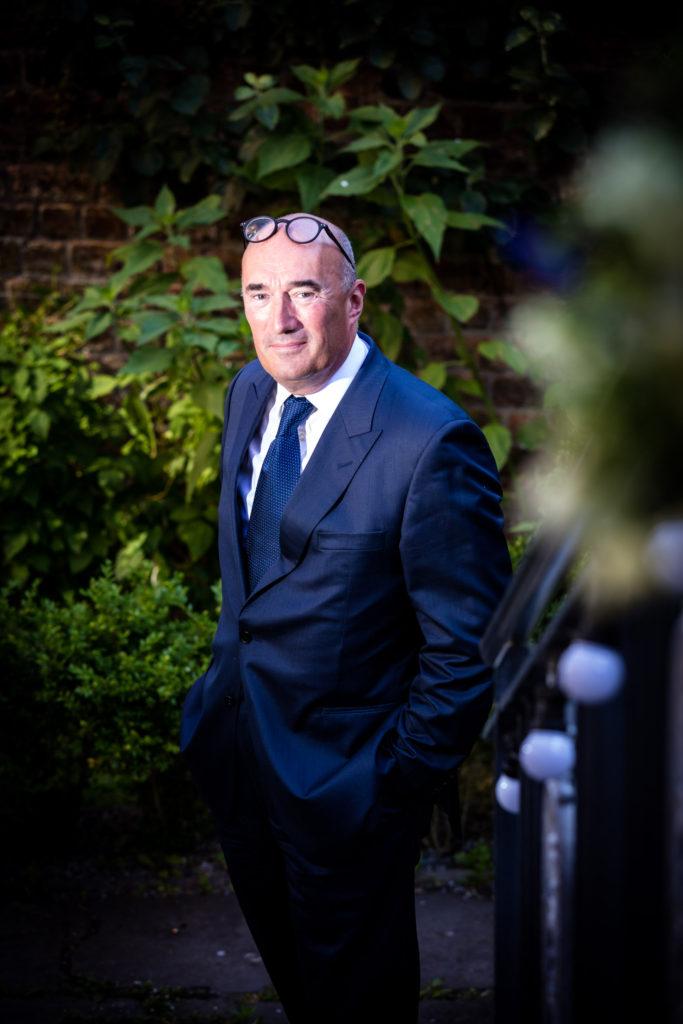 David O'Brien, CEO, Limerick Civic Trust