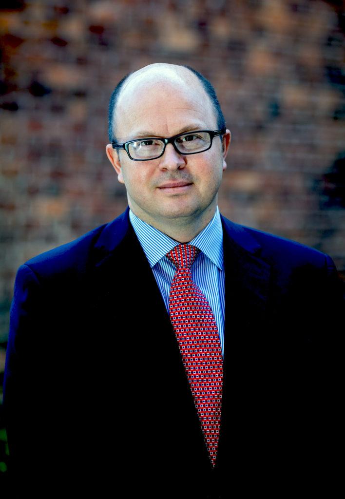 Alec Gabbett, Vice Chair, Limerick Civic Trust