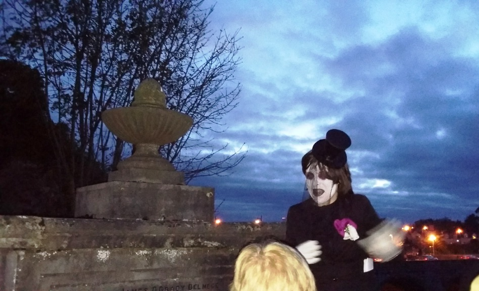 Limerick Civic Trust Haunted Halloween Tour